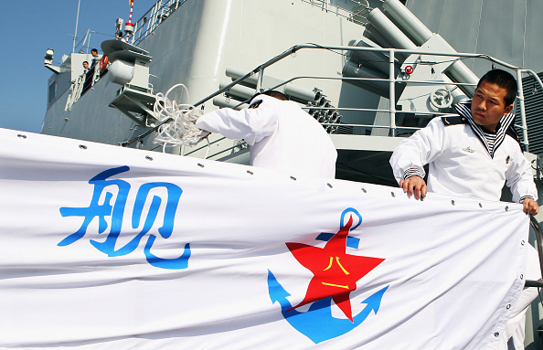 Navy「China Marks 60 Years Of The Chinese Navy」:写真・画像(12)[壁紙.com]