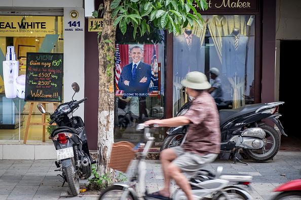 Linh Pham「Vietnam Celebrates Obama's Historic Visit」:写真・画像(2)[壁紙.com]