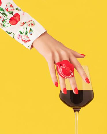 Human Hand「Wine Mum」:スマホ壁紙(7)