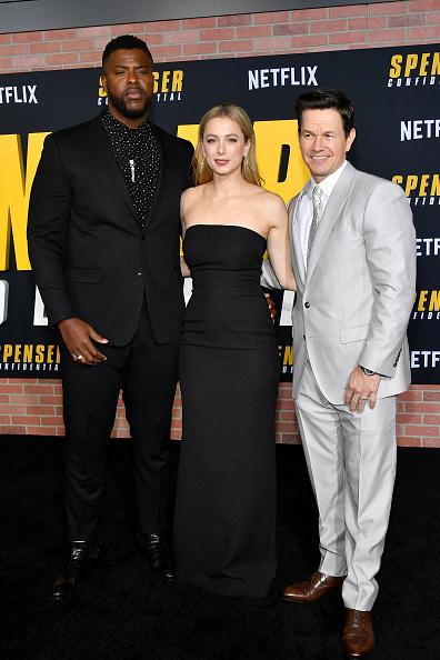 """Amy Sussman「Premiere Of Netflix's """"Spenser Confidential"""" - Arrivals」:写真・画像(9)[壁紙.com]"""