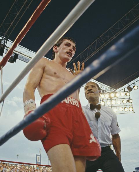 Barry McGuigan「WBA Featherweight Championship」:写真・画像(19)[壁紙.com]