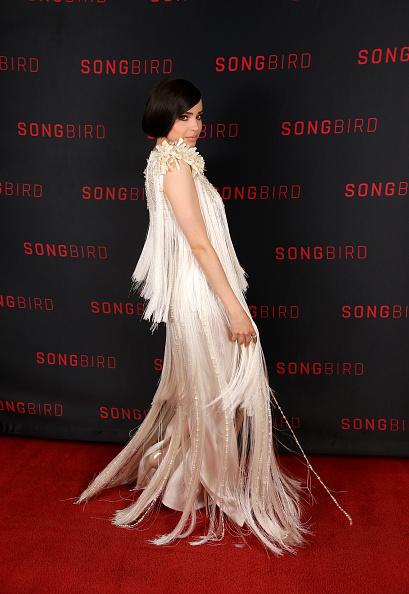 "Songbird「Sofia Carson Celebrates The Release Of Her New Movie ""Songbird""」:写真・画像(10)[壁紙.com]"