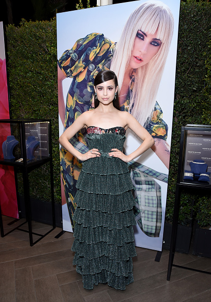 Emerald Green「ELLE's 25th Annual Women In Hollywood Celebration Presented By L'Oreal Paris, Hearts On Fire And CALVIN KLEIN - Hearts On Fire」:写真・画像(10)[壁紙.com]