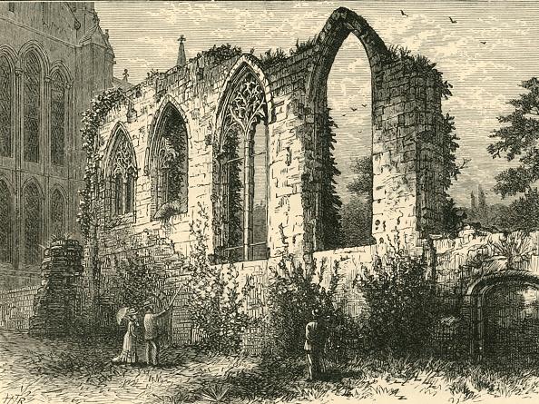 Overgrown「Ruins Of The Guesten Hall」:写真・画像(19)[壁紙.com]