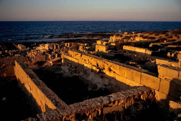 静かな情景「Libya's Mediterranean Archeological Treasures」:写真・画像(13)[壁紙.com]