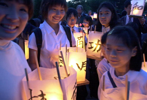 Floating Candle「From Hiroshima to Hope」:写真・画像(7)[壁紙.com]