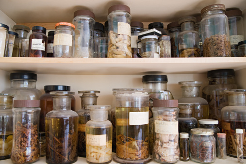 Specimen Holder「Jars of biological specimens」:スマホ壁紙(10)