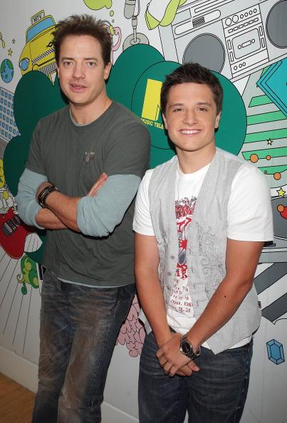 Scott Gries「MTV TRL Presents Brendan Fraser & Josh Hutcherson」:写真・画像(14)[壁紙.com]