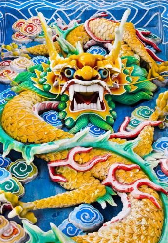Thean Hou Temple「Dragon in Thean Hou Temple at Kuala Lumpur Malaysia」:スマホ壁紙(16)