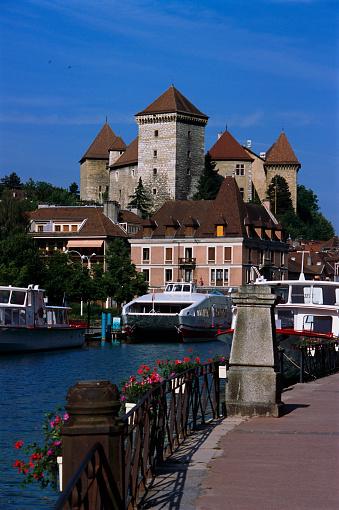 Annecy Lake「Annecy Castle」:スマホ壁紙(6)
