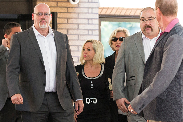 Tristan Fewings「Entertainer Rolf Harris Sentenced After Indecent Assault Trial」:写真・画像(4)[壁紙.com]