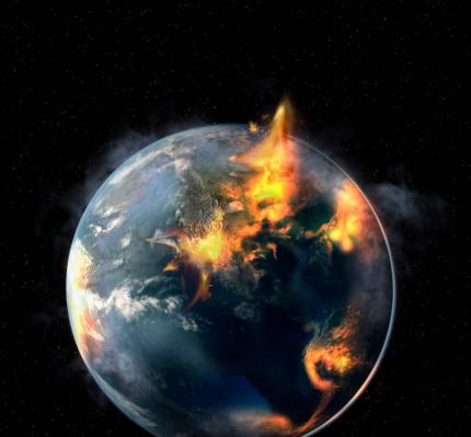 Ruined「World on fire」:スマホ壁紙(0)