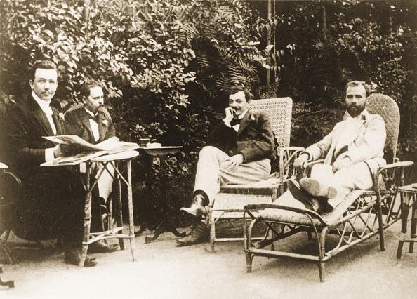 Mystery「Joseph Maria Olbrich, Kolo Moser and Gustav Klimt」:写真・画像(12)[壁紙.com]