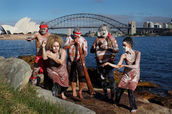 Basil「Sydney Celebrates NAIDOC Week」:写真・画像(4)[壁紙.com]