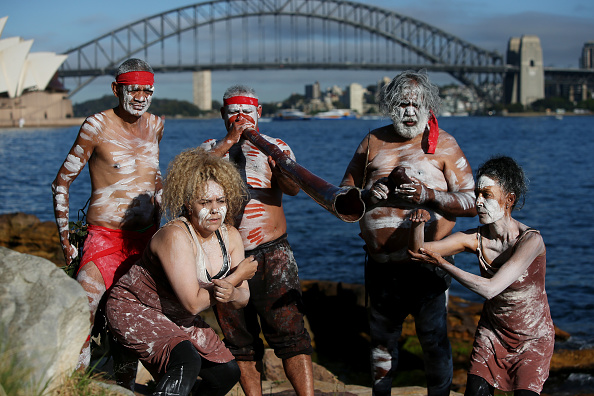 Basil「Sydney Celebrates NAIDOC Week」:写真・画像(0)[壁紙.com]