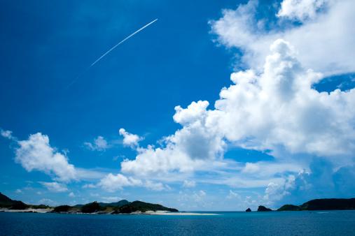 雲「Seascape」:スマホ壁紙(9)