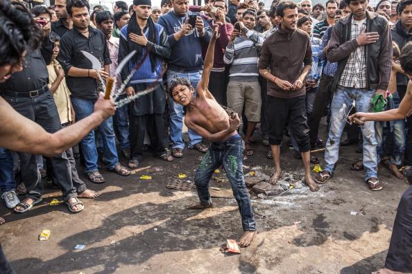Link - Chain Part「Muslims Mark Ashura In Delhi」:写真・画像(12)[壁紙.com]