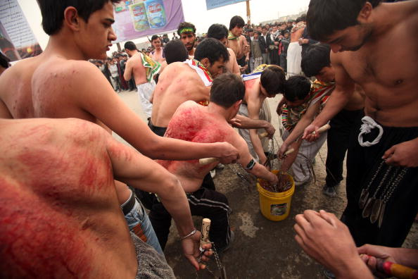 Kabul「Muslims Worldwide Mark Ashura」:写真・画像(18)[壁紙.com]