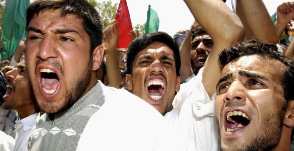 Iraqi Governing council「Shi'ite Muslims Hold Anti-U.S. Protest」:写真・画像(18)[壁紙.com]