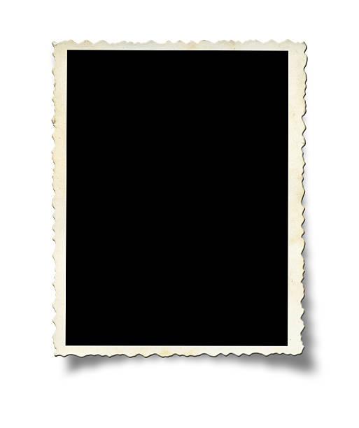 A white photo frame on a white wall:スマホ壁紙(壁紙.com)