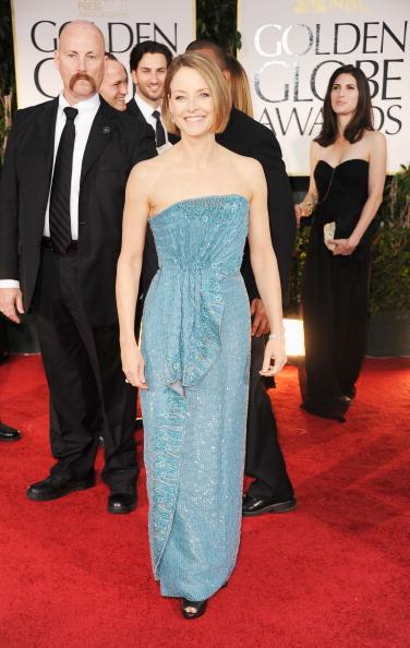 Sequin Dress「69th Annual Golden Globe Awards - Arrivals」:写真・画像(10)[壁紙.com]