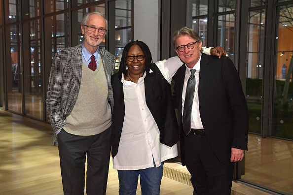 Ben Gabbe「Academy Museum Conversation at The Times Center, Featuring Whoopi Goldberg, Kerry Brougher and Renzo Piano」:写真・画像(9)[壁紙.com]