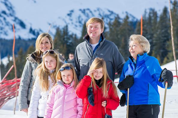 Dutch Royalty「The Dutch Royal Family Hold Annual Photocall In Lech」:写真・画像(9)[壁紙.com]