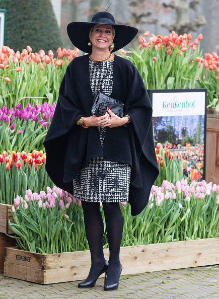 Keukenhof Gardens「Queen Maxima Of The Netherlands Attends Agriculture Entrepreneur Prize Award Ceremony」:写真・画像(3)[壁紙.com]