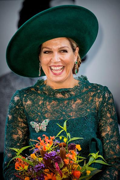 Utrecht「Queen Maxima Of the Netherlands Celebrates 20th Anniversary Of Leidsche Rijn」:写真・画像(2)[壁紙.com]