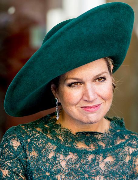 Utrecht「Queen Maxima Of the Netherlands Celebrates 20th Anniversary Of Leidsche Rijn」:写真・画像(1)[壁紙.com]