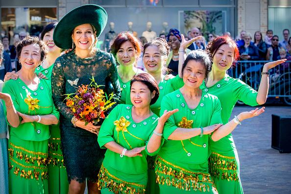 Utrecht「Queen Maxima Of the Netherlands Celebrates 20th Anniversary Of Leidsche Rijn」:写真・画像(0)[壁紙.com]