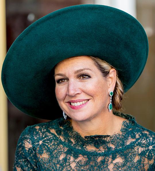 Utrecht「Queen Maxima Of the Netherlands Celebrates 20th Anniversary Of Leidsche Rijn」:写真・画像(4)[壁紙.com]