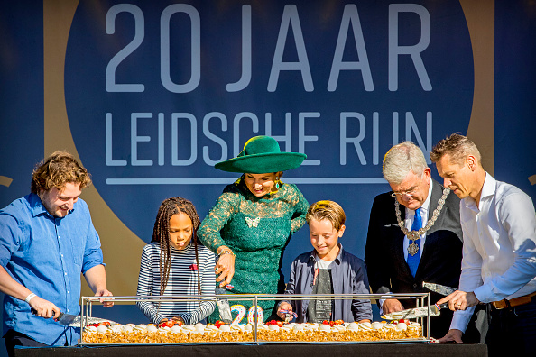 Utrecht「Queen Maxima Of the Netherlands Celebrates 20th Anniversary Of Leidsche Rijn」:写真・画像(9)[壁紙.com]