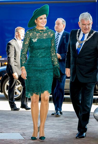 Utrecht「Queen Maxima Of the Netherlands Celebrates 20th Anniversary Of Leidsche Rijn」:写真・画像(6)[壁紙.com]