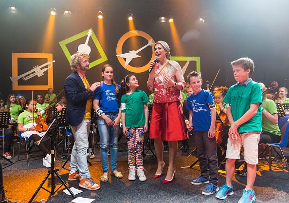 Utrecht「Queen Maxima Of The Netherlands Attends Children's Concert」:写真・画像(9)[壁紙.com]