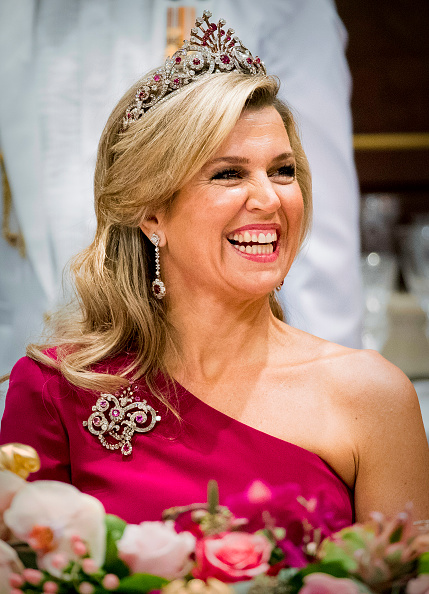 Queen Máxima「King Willem Alexander Of The Netherlands And Maxima Of The Netherlands Visit Zeeland」:写真・画像(14)[壁紙.com]