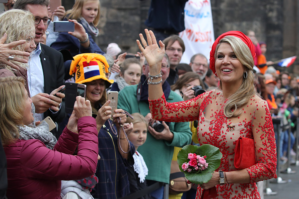 Trier「King Willem-Alexander and Queen Maxima of The Netherlands Visit Germany」:写真・画像(17)[壁紙.com]