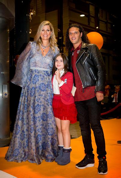 出席する「Queen Maxima attends charity gala diner for Princess Maxima Center for oncology in Amsterdam」:写真・画像(5)[壁紙.com]