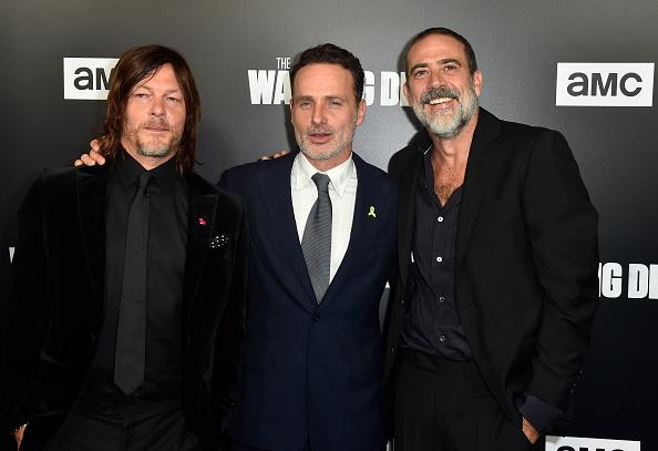 """The Walking Dead「Premiere Of AMC's """"The Walking Dead"""" Season 9 - Arrivals」:写真・画像(15)[壁紙.com]"""