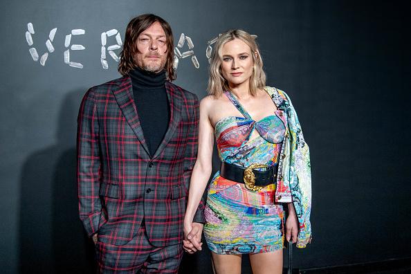 Norman Reedus「Versace Fall 2019 - Arrivals」:写真・画像(14)[壁紙.com]