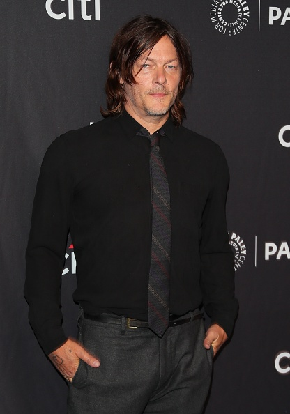 無精ヒゲ「The Paley Center For Media's 2019 PaleyFest LA - 'The Walking Dead'」:写真・画像(3)[壁紙.com]