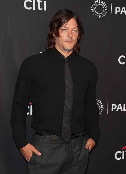 無精ヒゲ「The Paley Center For Media's 2019 PaleyFest LA - 'The Walking Dead'」:写真・画像(4)[壁紙.com]