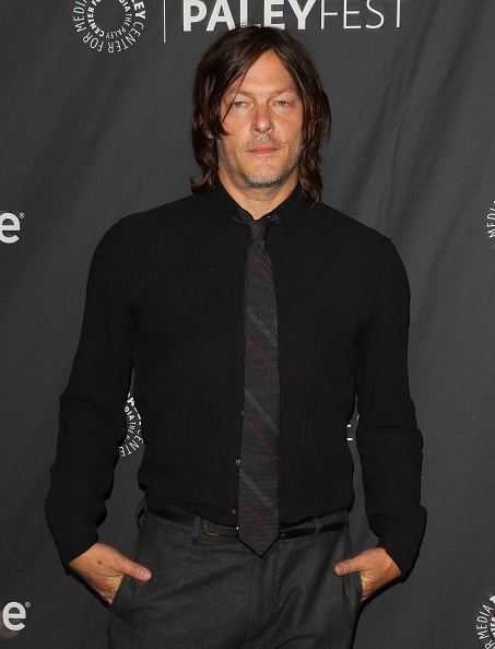 無精ヒゲ「The Paley Center For Media's 2019 PaleyFest LA - 'The Walking Dead'」:写真・画像(2)[壁紙.com]