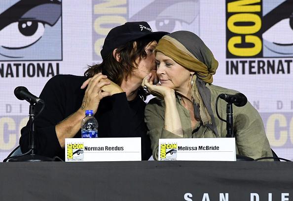 """The Walking Dead「2019 Comic-Con International - """"The Walking Dead"""" Panel」:写真・画像(10)[壁紙.com]"""