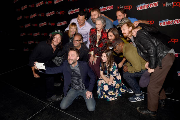 Comic Con The Walking Dead Panel:ニュース(壁紙.com)
