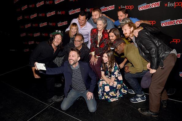 Comic con「Comic Con The Walking Dead Panel」:写真・画像(14)[壁紙.com]