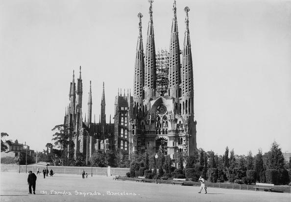 Sagrada Familia - Barcelona「Sagrada Familia」:写真・画像(14)[壁紙.com]
