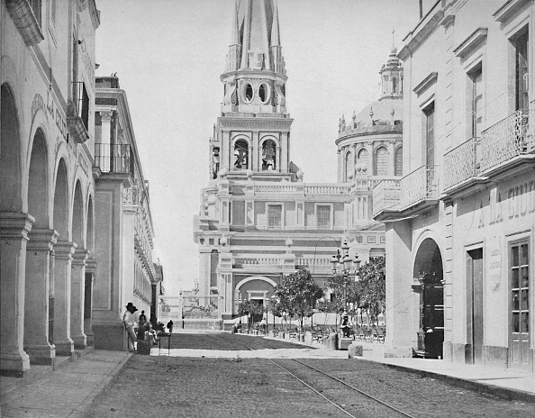 Gothic Style「The Cathedral At Guadalajara」:写真・画像(19)[壁紙.com]