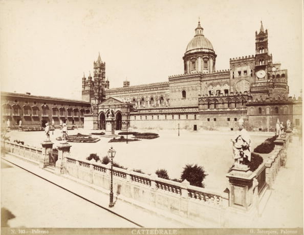 Sicily「Palermo Cathedral」:写真・画像(11)[壁紙.com]