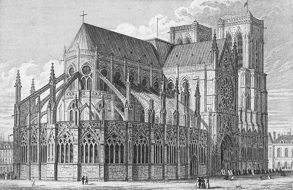 Notre Dame de Paris「Notre Dame De Paris」:写真・画像(19)[壁紙.com]